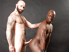 Sam & Jay spark serious heat even as untamed photo fuck session
