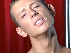 Spoiled twinks play oral show in kinky sex theatre
