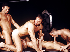 The sex-driven quartet plows up it's adores an erotic frenzy!!