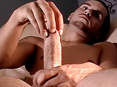 Dual Phallus Slurping Boy-friends - Brian And Blaze