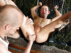 Face Owned With A Cummy Pecker - Ethan Oliver And Kieron Knight