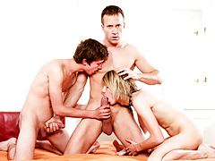 Old Dick-holders And Young Toys, Scene 01