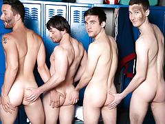 Rowdy Sticky Men