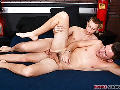 Ian Dempsey & Zak Parker Raw