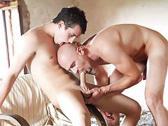 Cock Fond Dads, Scene 01