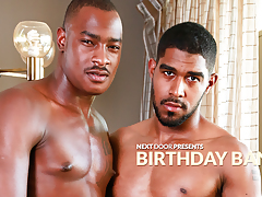 Birthday Group sex