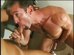 Illicit straight man anal in hotel room in 3 motion picture