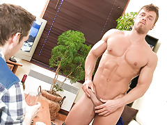 Take your clothes off Poker with Brad, Scene #01