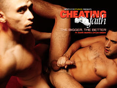 Cheating Faith: The Bigger, The Better